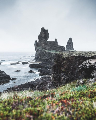 Lóndrangar cliffs | Snæfellsnes Peninsula Tour | Hidden Iceland | Photo by Norris Niman