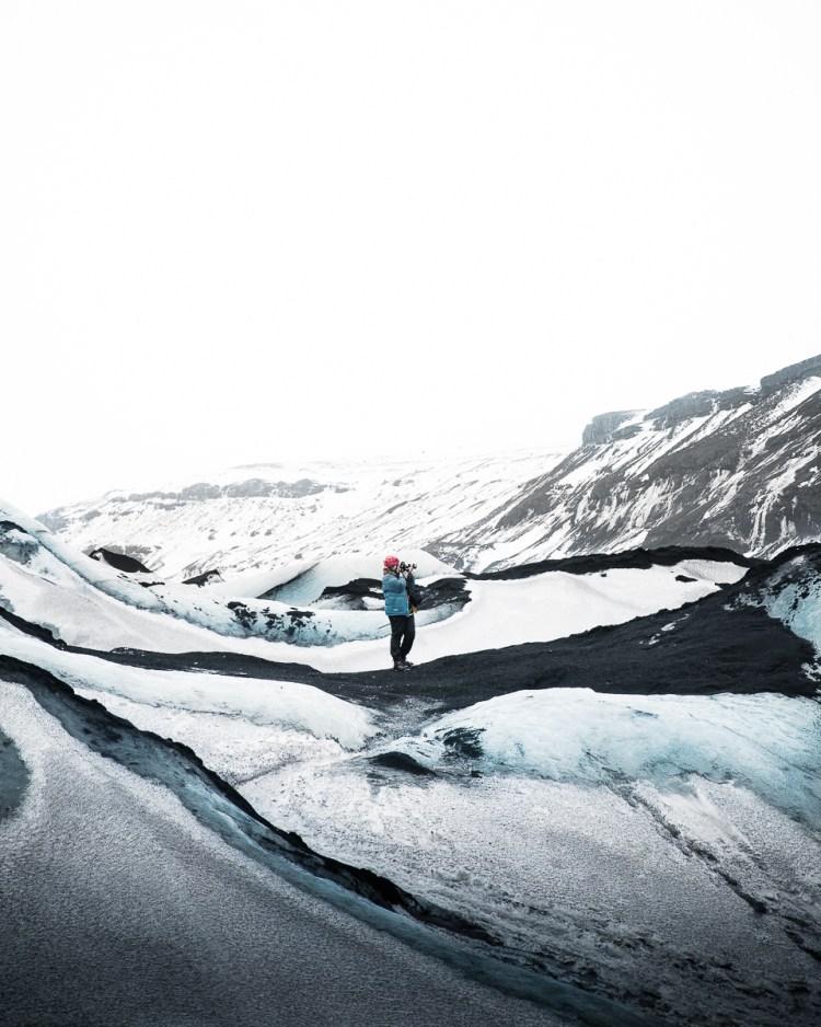 Sólheimajökull Glacier Hike | Hidden Iceland | Photo by Berglind Jóhannsdóttir