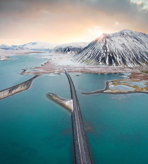 Snæfellsnes drive | Winter Lights photo workshop with Tom Archer & Wahyu Mahendra | Hidden Iceland | Photo by Tom Archer