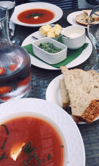 Friðheimar Tomato Soup | Golden Circle: Platinum Tour | Hidden Iceland | Photo by Vala Fanney