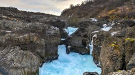 Barnafoss | West Iceland Tour | Hidden Iceland