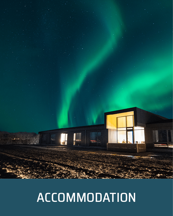 Accommodation in Iceland | Partner Tours | Hidden Iceland