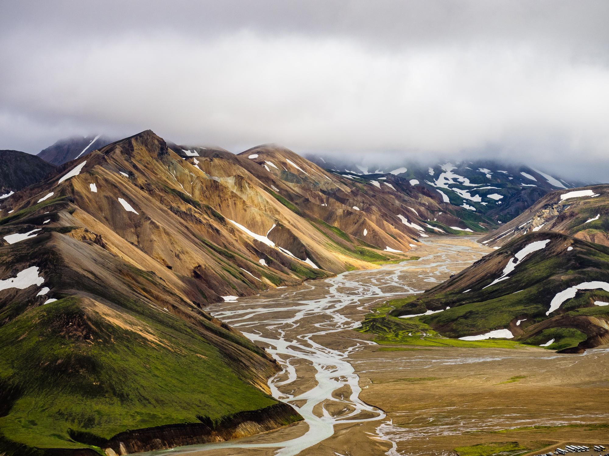 Landmannalaugar | Iceland Highlands | Hidden Iceland | Photo by Mark Hoey