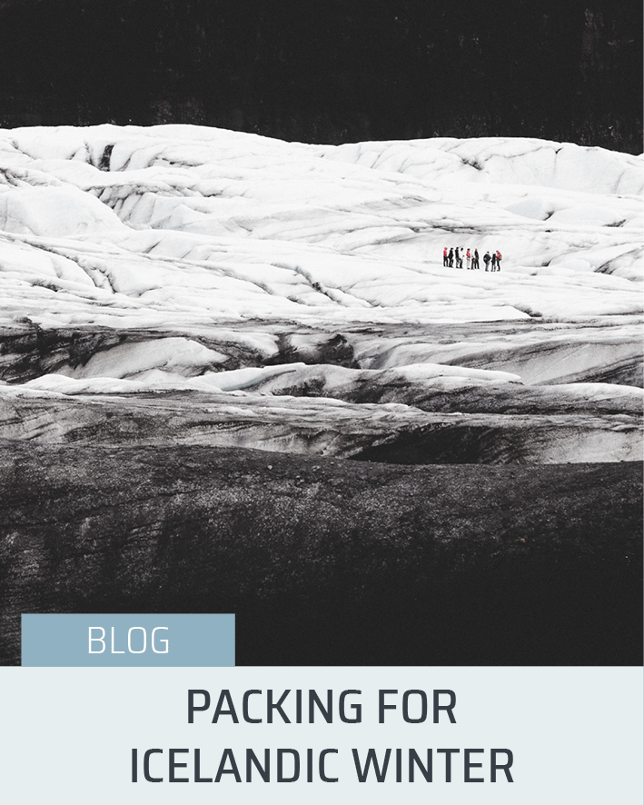 Packing for Icelandic Winter | Hidden Iceland Blog | Image Hover