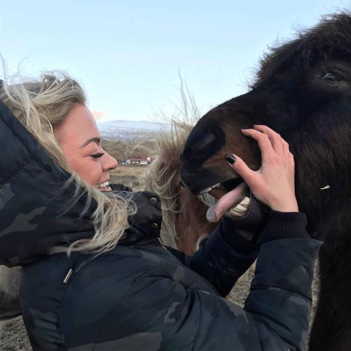 Arna Hrund | Guide | Hidden Iceland