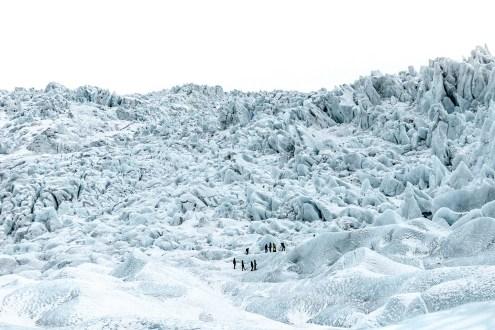 Falljökull Glacier   Jökulsárlón Glacier Lagoon 2 Day Tour   Hidden Iceland   Photo by Amy Robinsson   Feature
