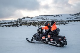 Snowmobiling Tour | South Adventure | Hidden Iceland