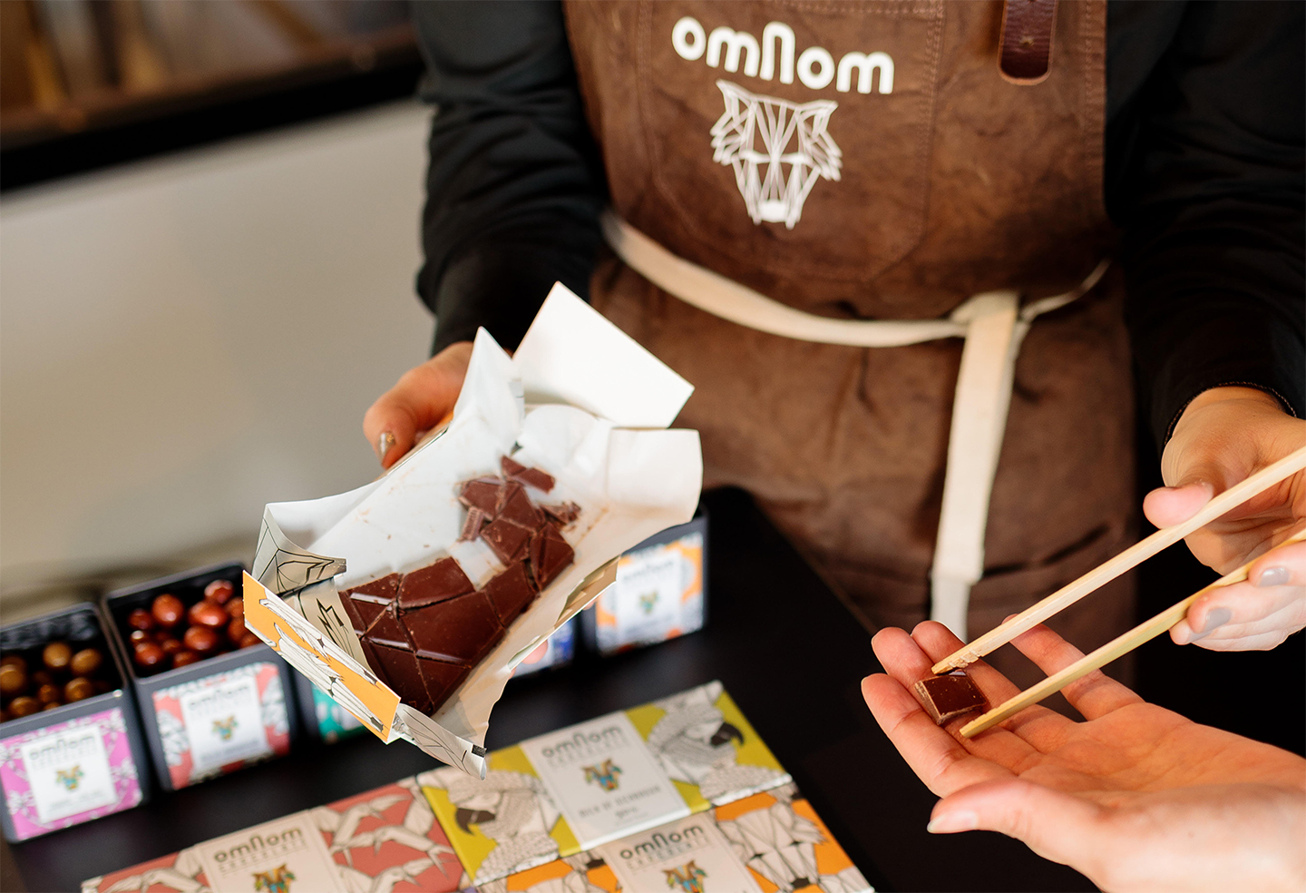 Omnom Chocolate Factory Tour | Hidden Iceland