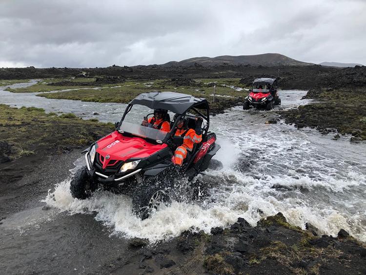 Buggy Adventures | Hidden Iceland