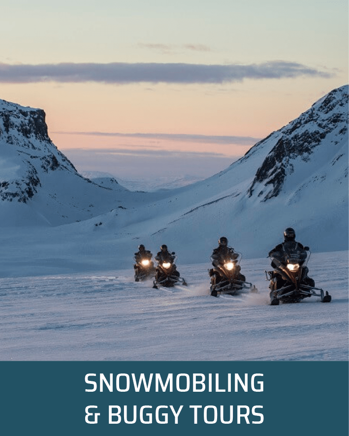 Snowmobiling and Buggy Tours in Iceland | Partner Tours | Hidden Iceland