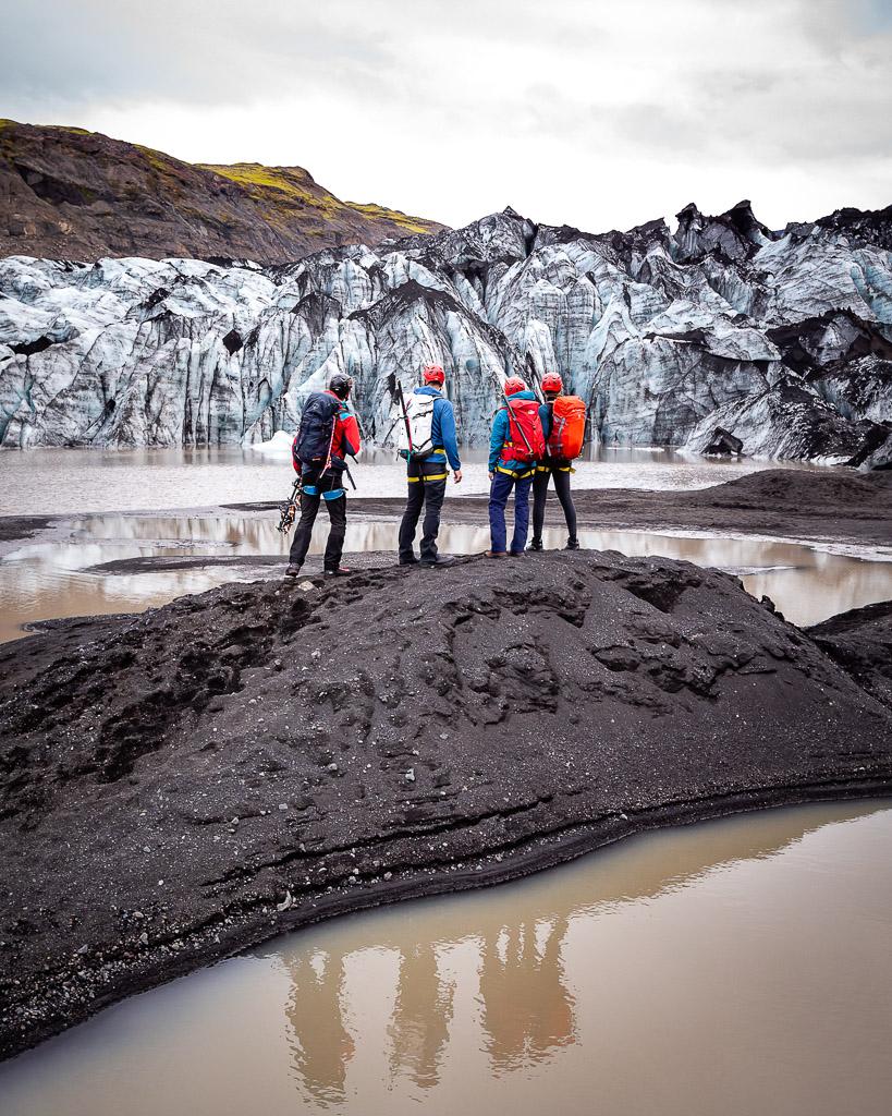 Sólheimajökull Glacier Hike | South Coast: Fire & Ice Tour | Hidden Iceland | Photo Rachel Keenan Photography