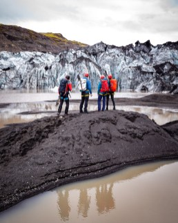 Sólheimajökull Glacier Hike | South Coast: Fire & Ice Tour | Hidden Iceland | Photo Rachel Keenan Photography