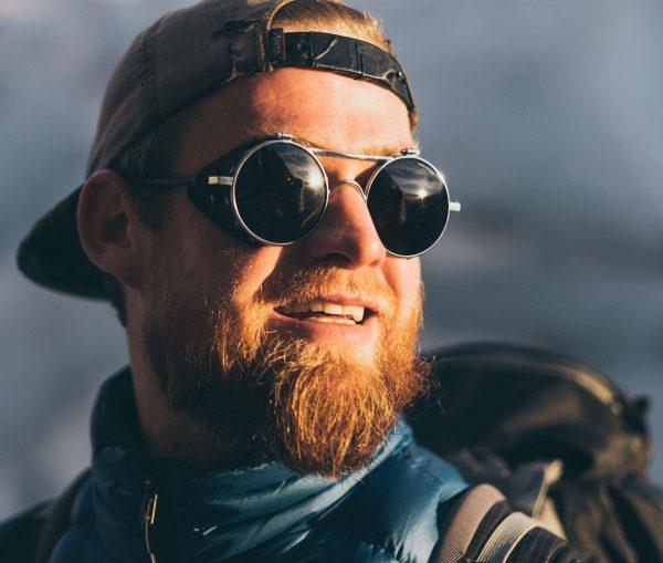 Joe Kane Smiling - Eric Solie - guide - profile