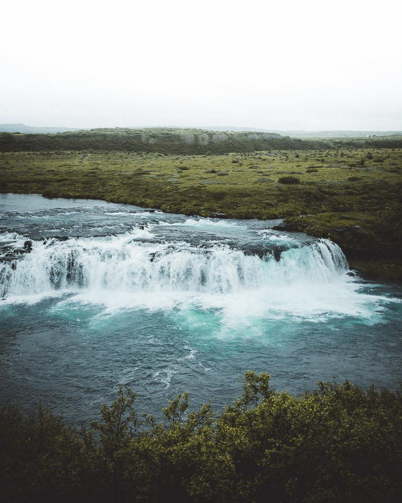 Faxifoss Waterfall | Hidden Iceland | Photo Daniel Guido
