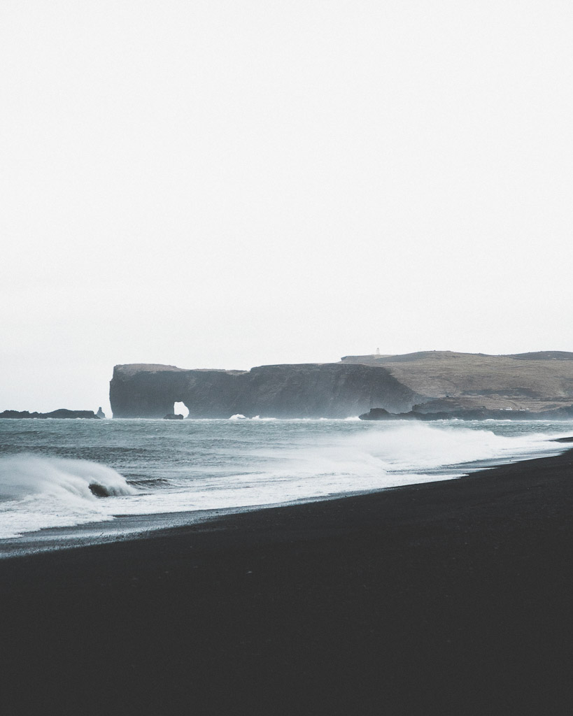 Reynisfjara Black Sand Beach | Hidden Iceland | Photo Norris Niman