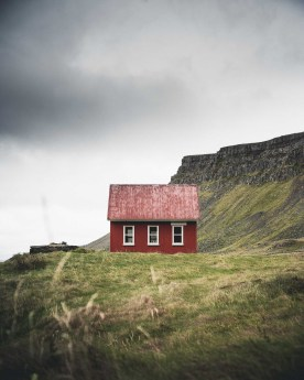 Westfjords Cabin | Hidden Iceland | Wild Westfjords 4 Day Tour | Photo Norris Niman