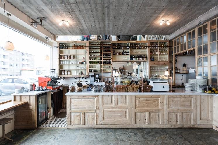 Best Cafe in Reykjavik. Kaffi Vest.