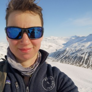 Dr. Holly Spice. Our Hidden Iceland glacier guide. About Us.