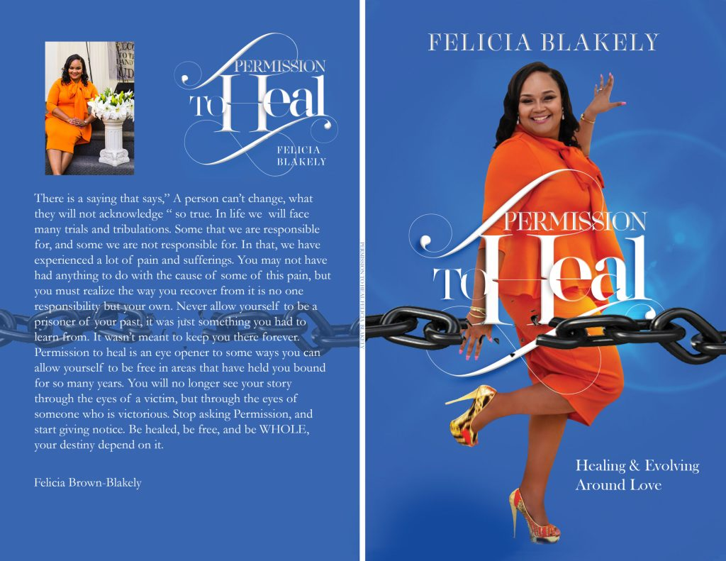 Felicia Blakely Publishing book cover
