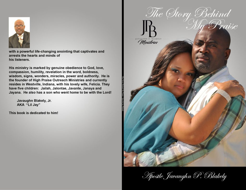 JaVaughn Blakely Publiching book cover