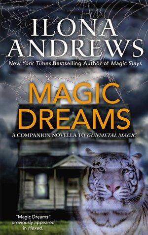 ilona andrews magic steals