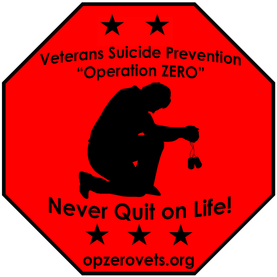 operation zero suicides 22 a day