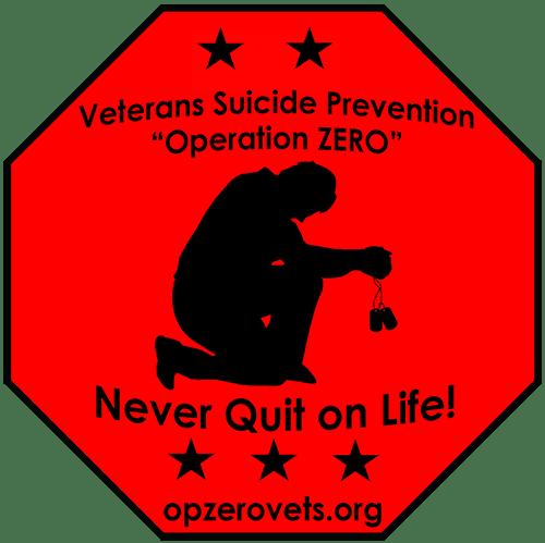 Operation Zero Veterans Attempt Suicide