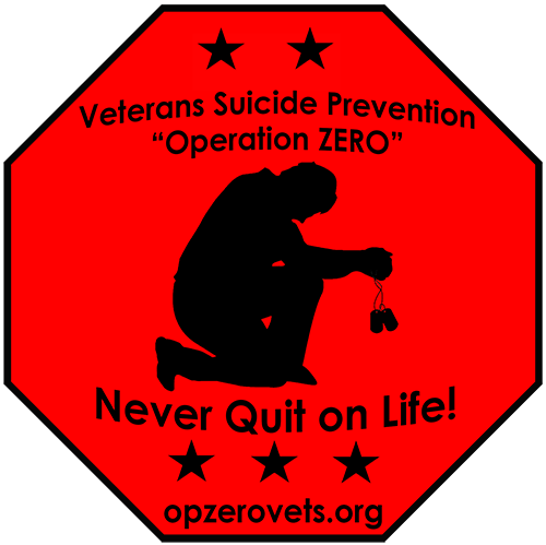 Operation Zero Veterans Attempt Suicide
