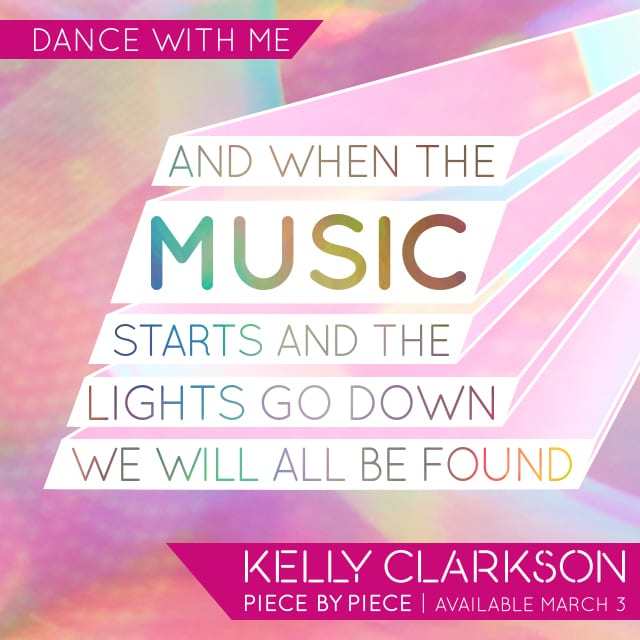 Lyrics Card Dance With Me