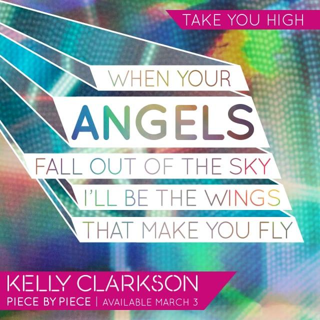Lyrics Card Take You High