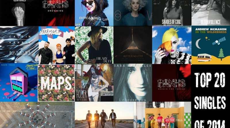 top 20 singles of 2014