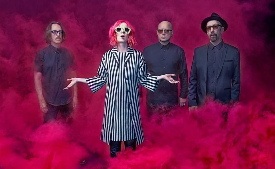 "Garbage Is Back In The Studio Recording A ""Depressing"" New Song"