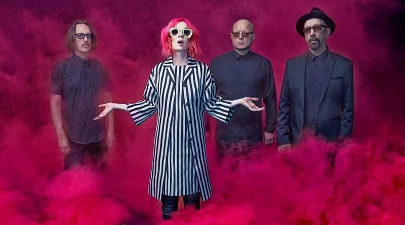 Garbage 20 Years Queer tour