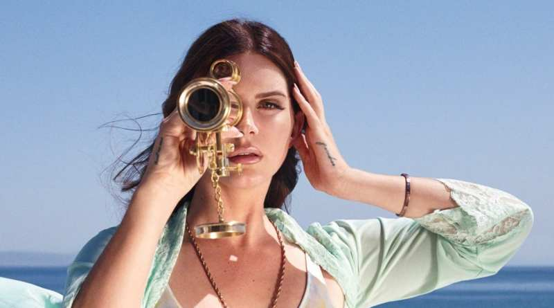 Lana Del Rey Honeymoon HBTB 2015