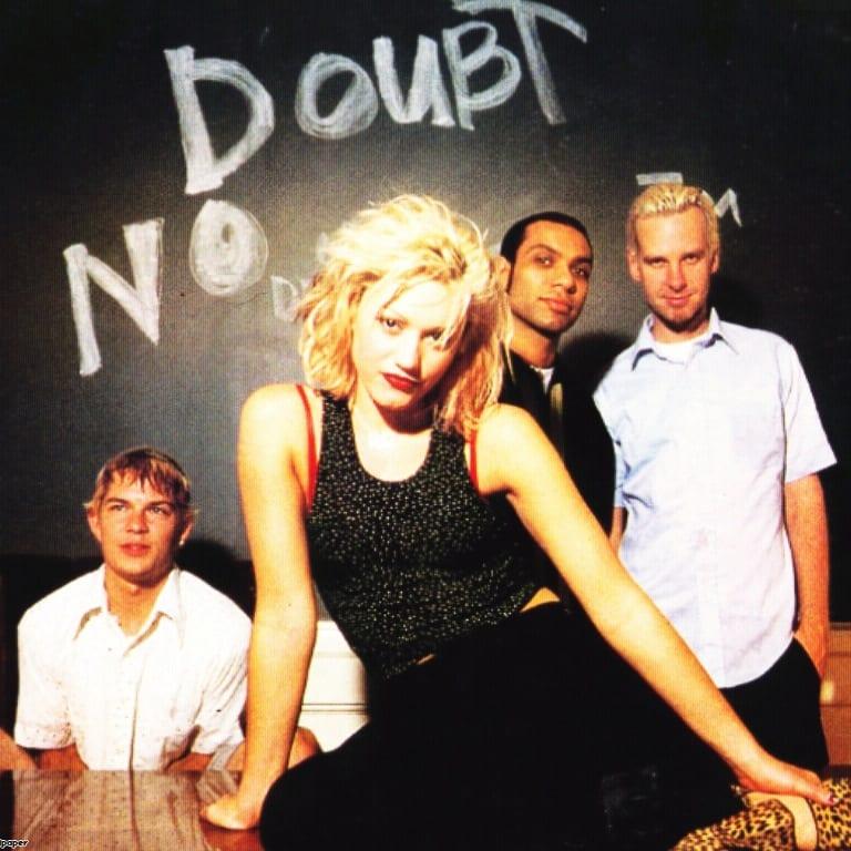 No Doubt 1995