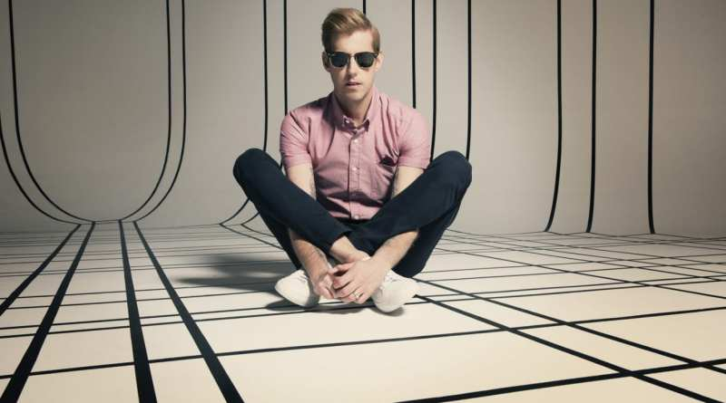 Andrew McMahon wilderness 2016 new album fire escape something wild