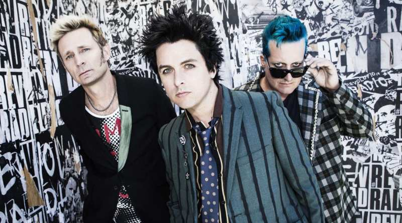 green day 2016 revolution radio