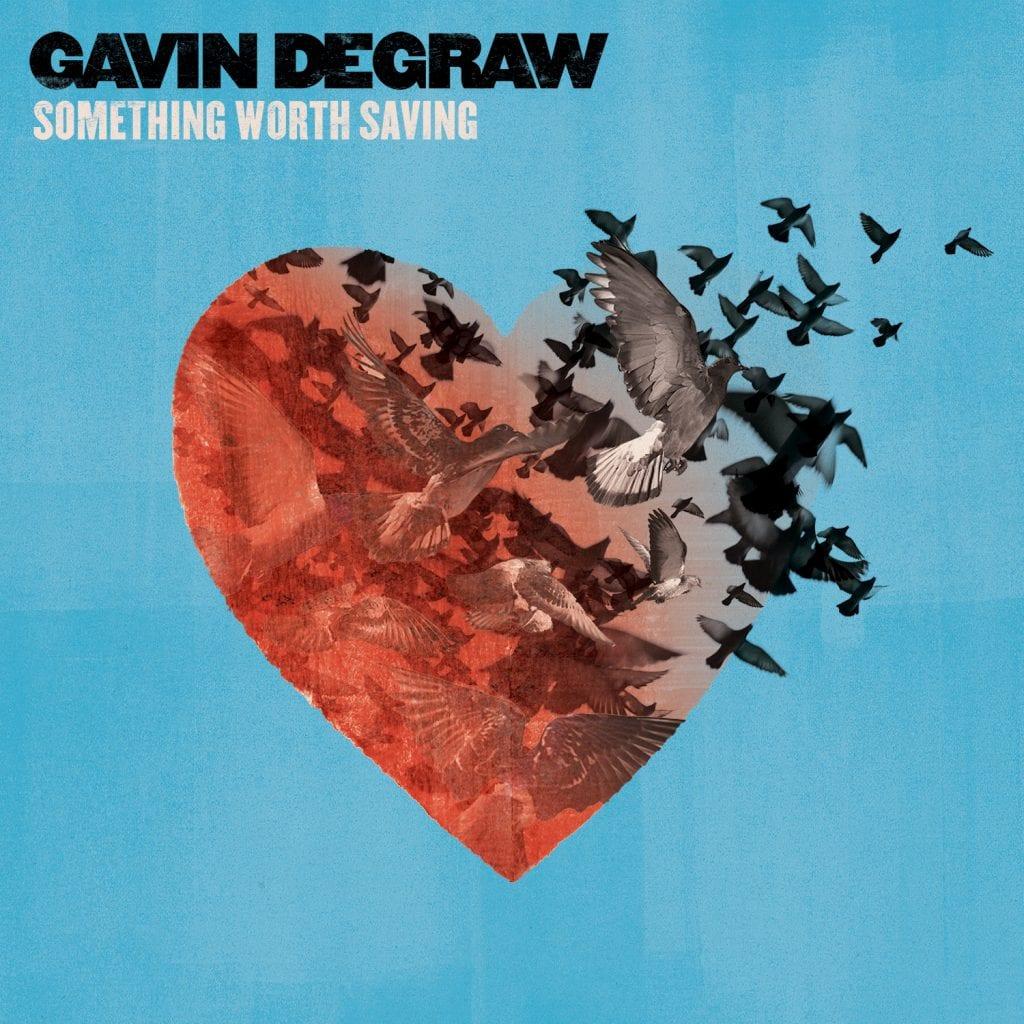 Resultado de imagem para Gavin DeGraw - Something Worth Saving