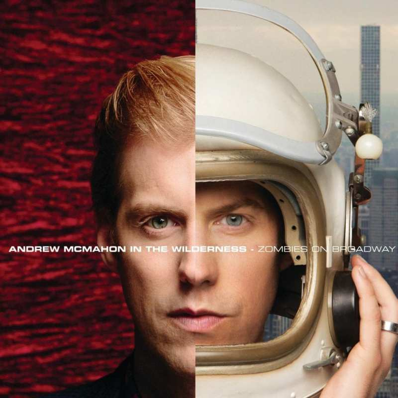andrew mcmahon in the wilderness - zombies on broadway