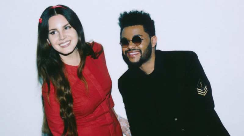 Lana Del Rey and The Weeknd - Lust For Life music video