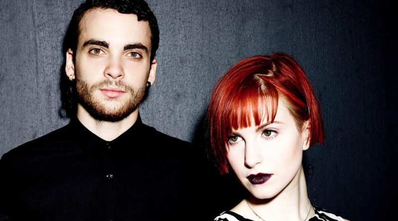 paramore studio new album vocals done