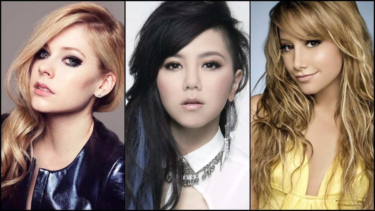 "Hear Clip Of 'Charming' Song ""Trophy Boy"" By Avril Lavigne, Ashley Tisdale, & G.E.M."