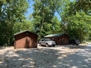 Hidden Paradise Campground - Cabin Rentals
