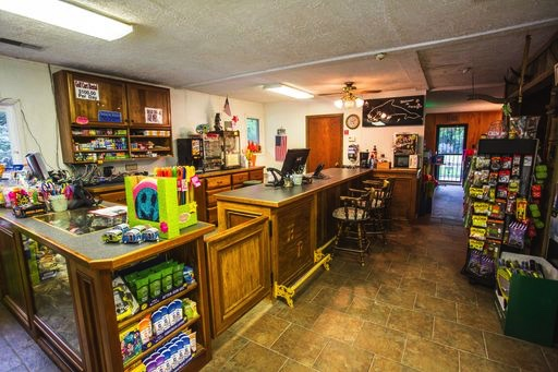Hidden Paradise Campground - Store