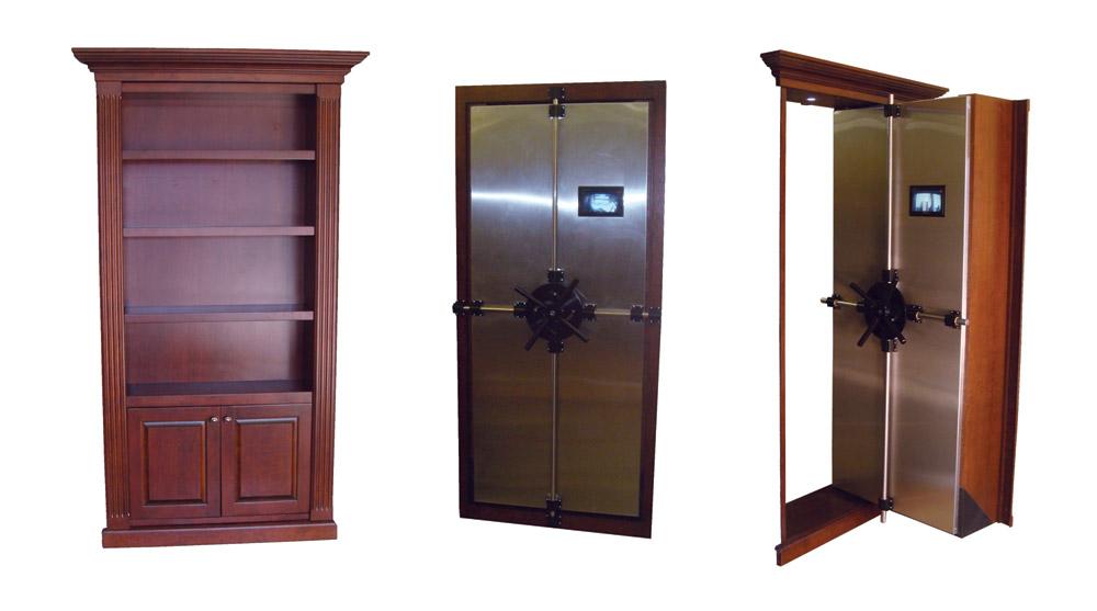 Walk in Gun Safe Doors - Buy Today - Creative Home Engineering