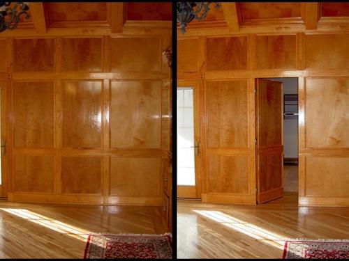 #56 u2013 Hidden Door in Wall & Secret Passageway Gallery | Creative Home Engineering
