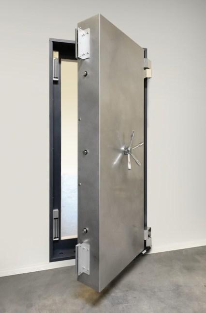 Hidden Safe Room Doors - Discreet Panic Room Entrances