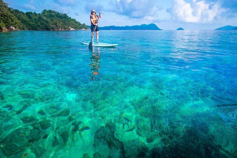 Burma's Mergui Archipelago
