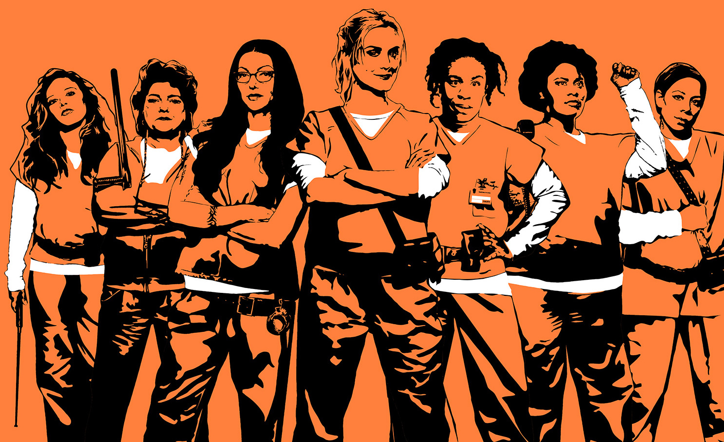 Image result for orange is the new black season 5