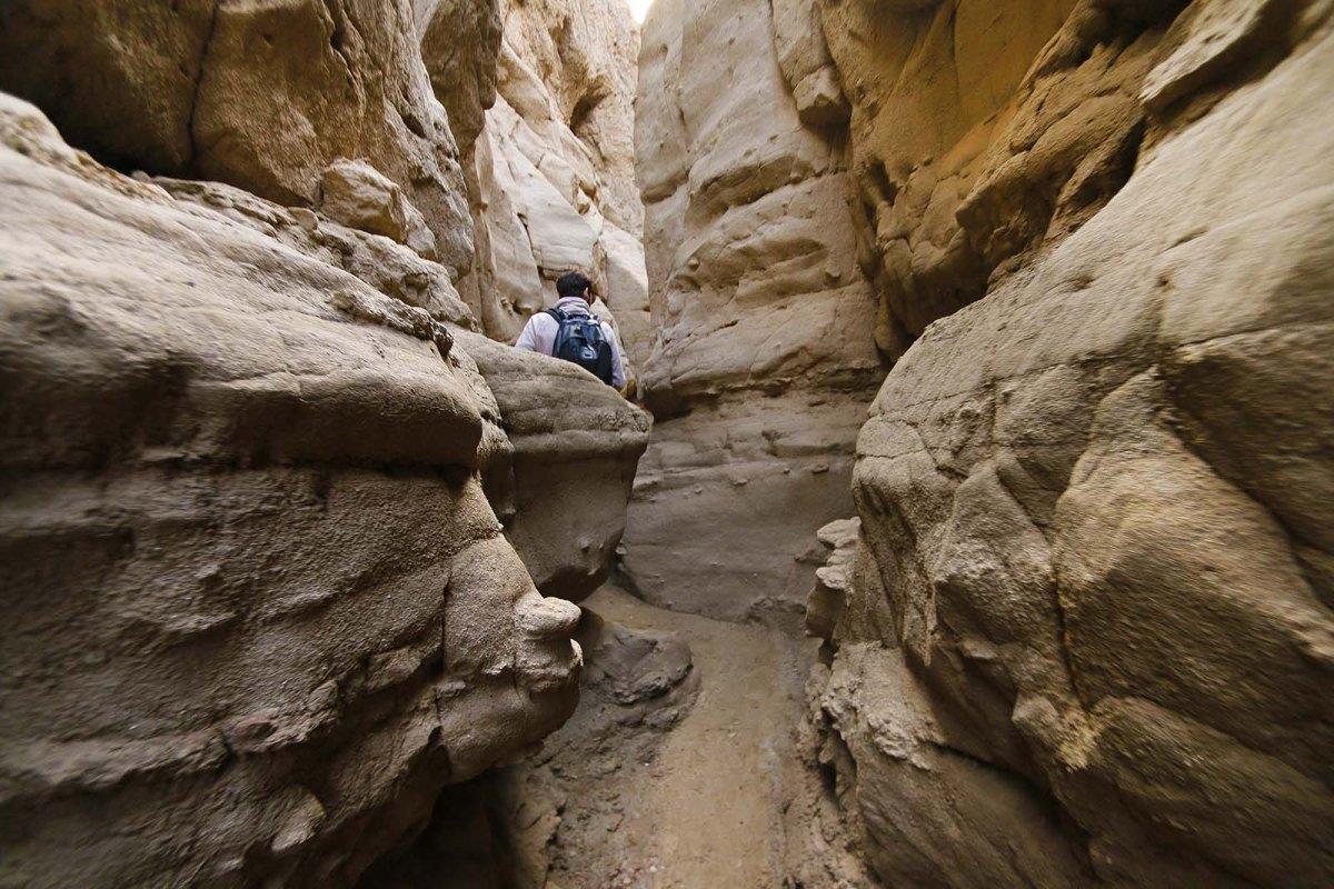 Anza Borrego Slot Canyon